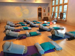 Restorative Yoga, Reiki and Healing Sound Immersion @ Open Sky Yoga Barn | Redding | Connecticut | United States